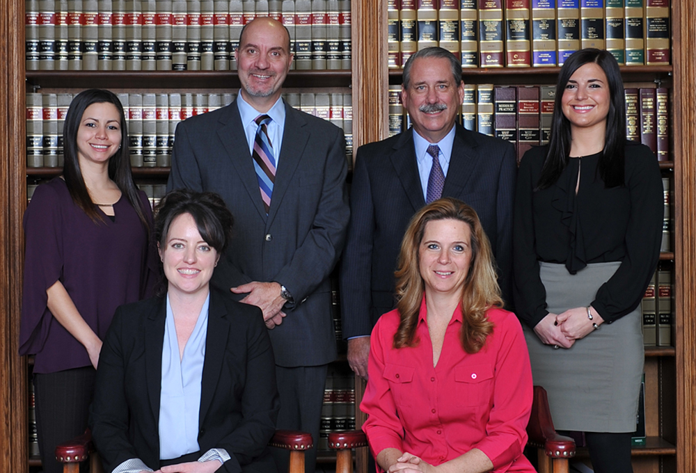 St. Louis Trial Lawyers - Our Team